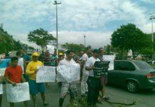 manifestação Guarda Municipal