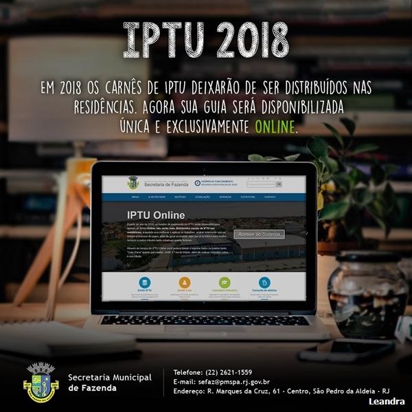 IPTU Online