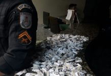 Homem é preso com drogas em Cabo Frio