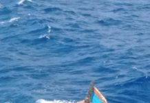 Imagens do casco com o mesmo nome da embarcação desaparecida circula nas redes sociais