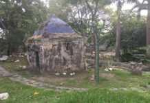 Loca, que está sem manutenção, abasteceu a necessidade hídrica da cidade até meados do século XX