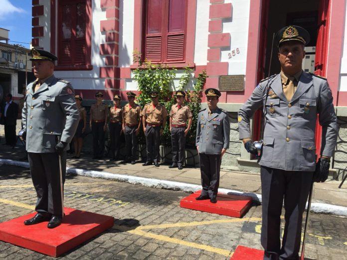 Corpo de Bombeiros da Região dos Lagos tem novo comando a partir desta quarta