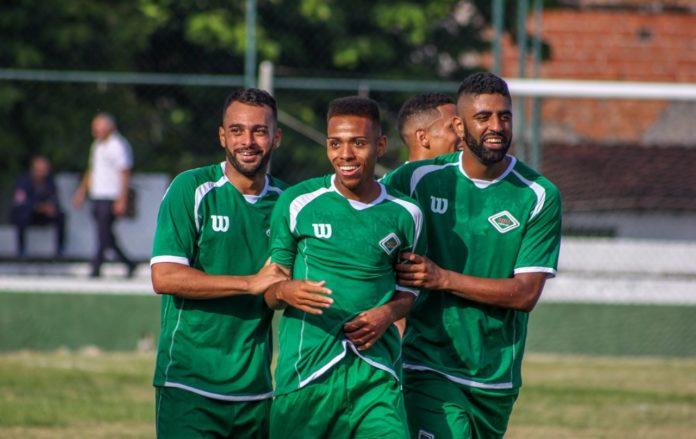Cabofriense vence primeira partida da seletiva do Carioca
