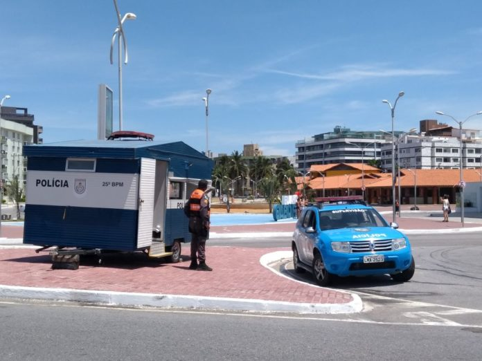 Cabo Frio terá reforço na segurança e na coleta de lixo para o Réveillon