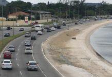 Rodovias da Região dos Lagos registram fluxo intenso
