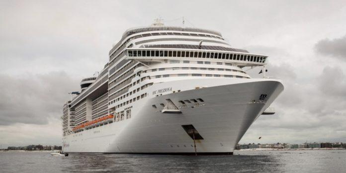 Mais de 13 mil turistas já passaram pela cidade através dos navios.
