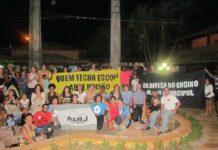 Objetivo da reunião é tentar um acordo para o impasse causado pela decisão do governo de fechar turmas noturnas de Ensono Médio no Colégio Municipal Paulo Freire e do Inefi.