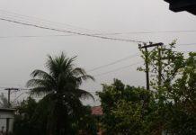 Chuva deve atingir a Região dos Lagos durante toda a quinta-feira