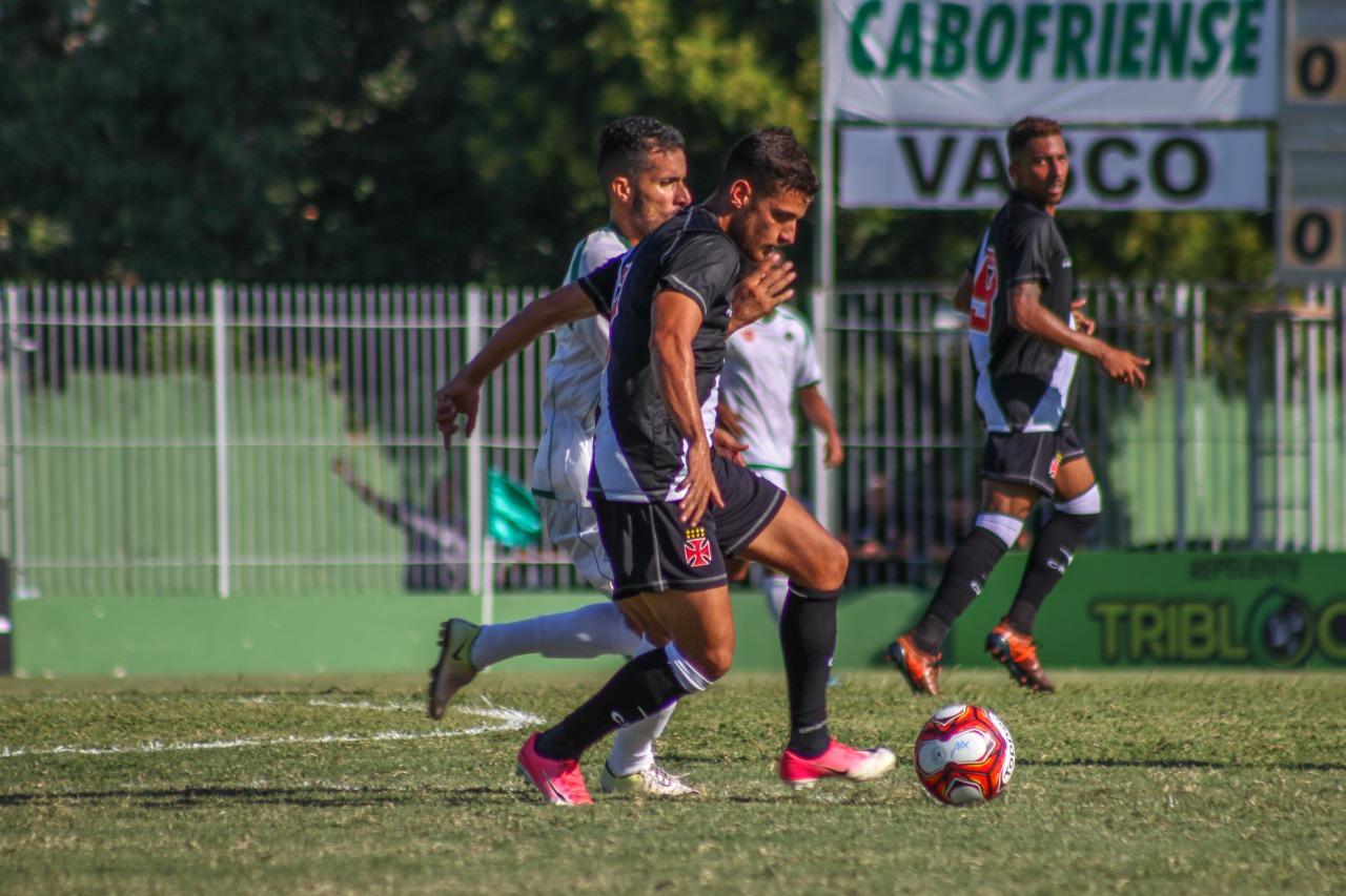 Vasco criou grandes oportunidades durante a partida
