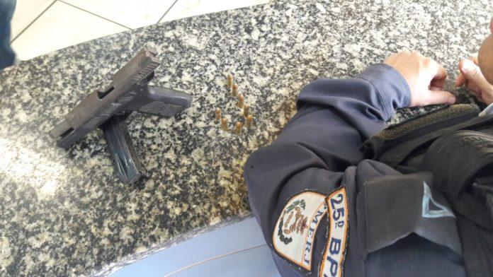 Homens são presos em Cabo Frio após troca de tiros com a PM