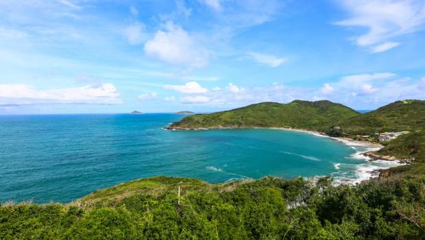 Região tem praias paradisíacas e cenários incríveis
