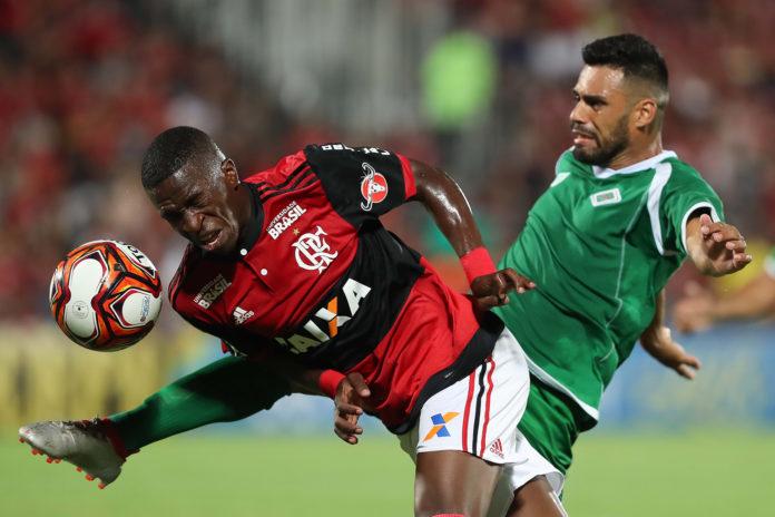 Cabofriense perde para o Flamengo na segunda partida do Carioca