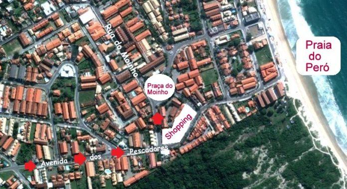 Reunião vai discutir a mobilidade urbana com moradores e empresários do Peró