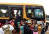 Universitários podem utilizar o transporte público para as Universidades Veiga de Almeida, Estácio de Sá e Ferlagos. Foto: Reprodução/ Internet