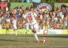 Tricolor Praiano entra em campo contra o Boavista para o início da Taça Rio