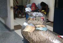 PM realiza apreensões de drogas na Praia do Canto e em Cem Braças, em Búzios