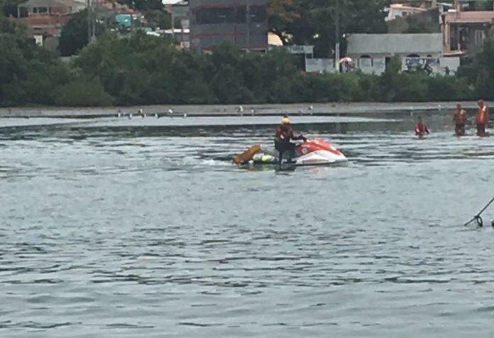 Corpo de criança desaparecida é encontrado por pescadores na Lagoa de Araruama