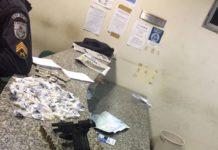 Três homens são presos com materiais de tráfico de drogas em São Pedro