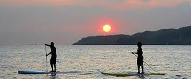 Práticas acontecerão na Praia do Centro, Praia do Sudoeste, Praia Linda e Orla do Balneário