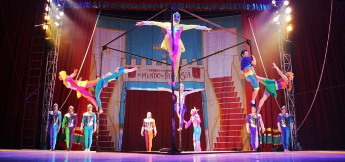 Inscrições para aulas de circo gratuitas em Búzios iniciam nesta terça