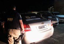 Suspeito de chefiar o tráfico de drogas em Tamoios é preso em blitz da PRF