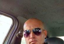 Luciano Batista Coelho, de 39 anos, foi atingido nas proximidades das Casas Bahia