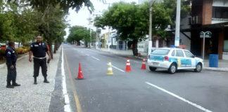 Trecho da Av. Assunção, em Cabo Frio, será fechado nesta sexta