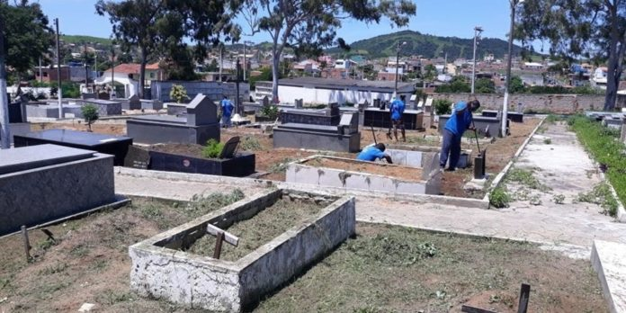 Número de sepultamentos no Cemitério do Jardim Esperança será ampliado
