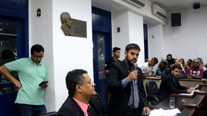 Miguel Alencar assume a Secretaria de Cultura
