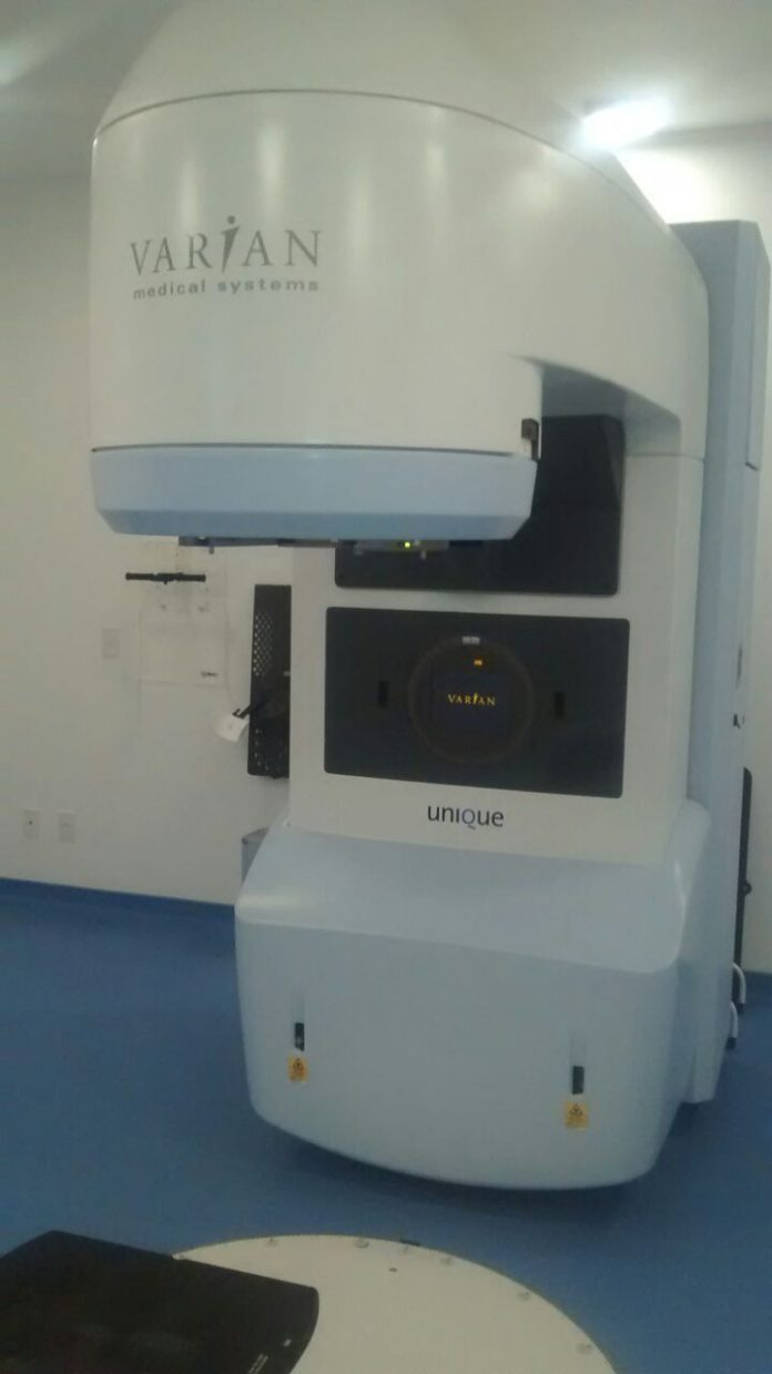 Tratamento de radioterapia pelo SUS é disponibilizado em Cabo Frio