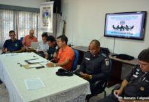 Encontro discutiu dados de ocorrências no município.