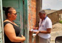 Concessionária de água realiza atendimento domiciliar em bairros de Arraial do Cabo