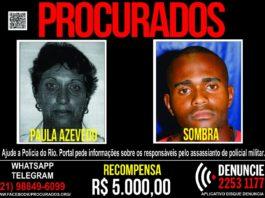 Polícia identifica dois suspeitos pela morte do cabo do BPRv em Araruama