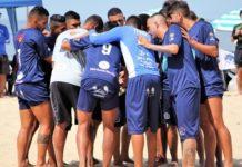 Cabo Frio vai disputar semifinais do Campeonato Carioca de Beach Soccer
