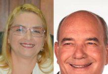 Cristiane Fernandes e Carlão vão disputar eleição suplementar de Cabo Frio
