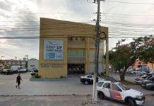 Jovem foi flagrado durante patrulhamento um na Praia do Siqueira. Foto: Internet/Reprodução