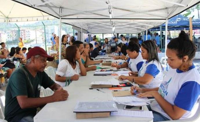 Atividades acontecem em São Cristóvão e Maria Joaquina das 10h às 16h