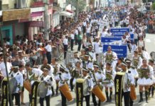 Desfile cívico vai reunir mais de 1500 participantes nesta quarta em São Pedro
