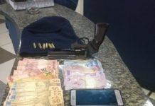 Prisão aconteceu no bairro da Rasa na noite desta quarta (13)