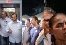 Marina Silva apoia Dr. Adriano em Cabo Frio.