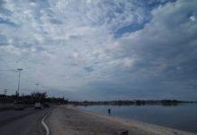 Segundo o Inmet, os próximos dias serão de céu encoberto e com grande probabilidade de chuva. Foto: Fonte Certa