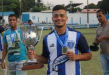 O jogador pertencia ao Itaboraí e chegou ao time de Araruama através de empréstimo. Foto: Internet/Reprodução