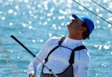 Atleta vai participar da limpeza de praia