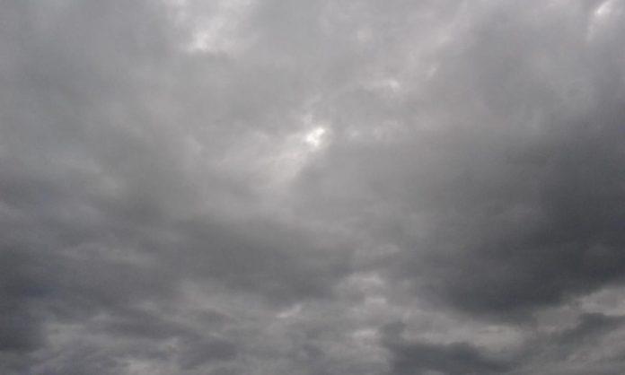 Segundo o órgão, chuvas fortes com rajadas de vento podem atingir as regiões Sul e Sudeste na madrugada desta terça-feira (12). Foto: Internet/Reprodução
