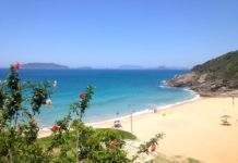MPF recomenda remoção de quiosque na Praia das Caravelas, em Búzios