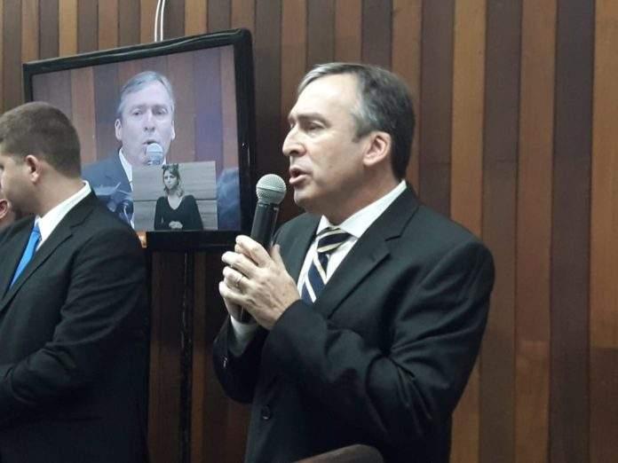 Adriano Moreno oficializa nomeações na Comsercaf e no Ibascaf
