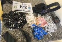 Operação foi ação da inteligência do órgão. Foto: Divulgação/ Polícia Militar