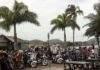 Cerca de 15 mil pessoas devem passar pelo evento até domingo (15). Foto: Reprodução/ Tubarões Moto Clube