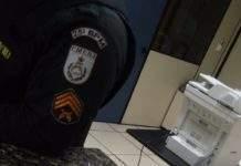 Ao todo, foram apreendidos 94 pinos da droga. Foto: PM/Divulgação