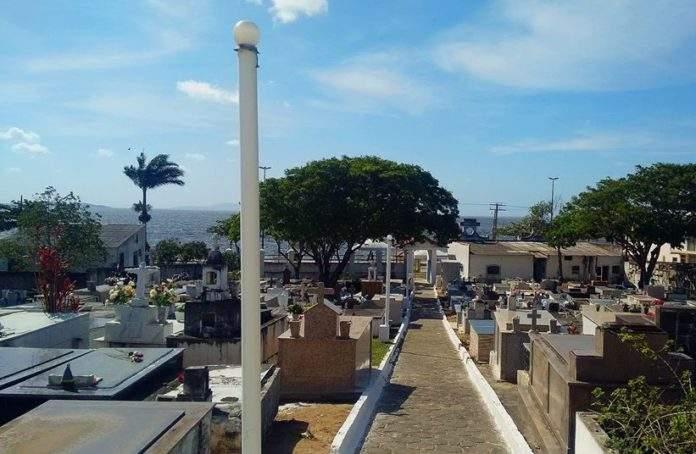 Cemitério de Iguaba atinge capacidade máxima e Prefeitura faz nova convocação